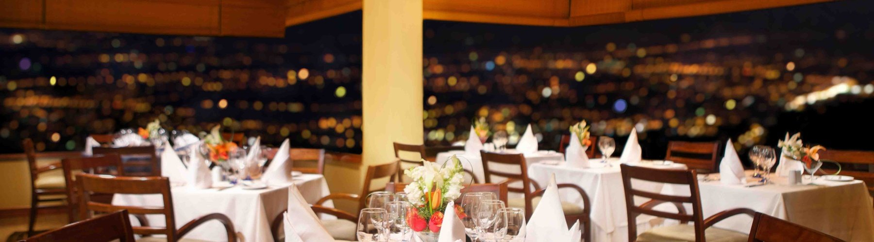 Restaurant - Hotel Quito By Sercotel
