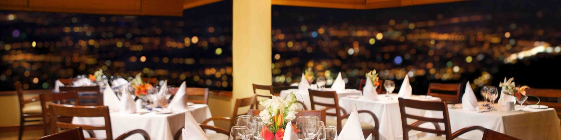 Restaurants - Hotel Quito By Sercotel